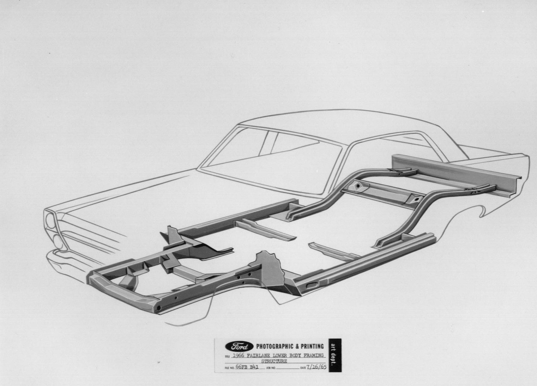 1966 fairlane convertible